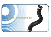 Turbocharger Intercooler Pipe, Charge Air Induction Tract, Air Intake Tube, Turbo Hose