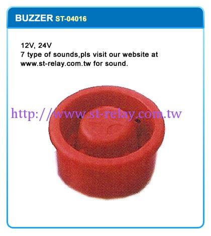 12V 24V 7TYPES OF SOUNDS, PLS VISIT OUR WEBSITE AT www st-relay com