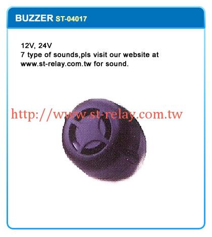 12V 24V 7 TYPES OF SOUNDS, PLS VISIT OUR WEBSITE AT www st-relay com