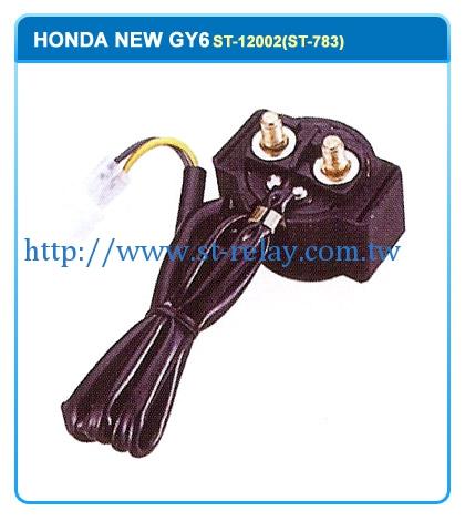 HONDA NEW GY6