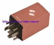 ST-01246 SAAB LAMP CHECK RELAY 9000 M92-98 GM900 M94-98 9-3 M98-03 9-5 M97- LOW BEAM 55W~60W HIGH BEAM 55W~70W 4109070