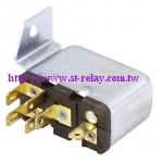 Horn Relay  12V 6P