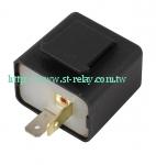 FR-2297  12V 2P  10W*2+3.4W  (10W*2+A.P.)  Silent Flasher
