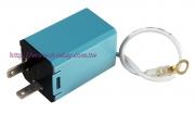LED Flasher  44891 12V 3P  MAX.20 AMPS  MIN.1 AMP