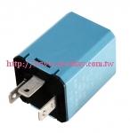 LED Flasher  44892 12V 3P  MAX.20 AMPS  MIN.1 AMP