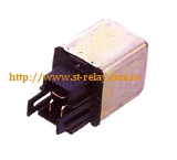 Iron cover relay3P  12V 24V  IRON COVER