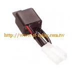 12V  LED Flasher  Universal Type  0.1W~200W