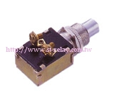 STARTER BUTTON SWITCH  W/0 RUBBER CAP  205290  356683  700502  903437  1237123  1996037  AL-XA-456E
