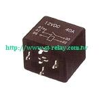 RELAY W/O BRACKET/ PCB TERMINAL
