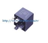 VW AUDI A4  1J0906381A  24690010  357906381A RY468  12V 40A  ECM Relay