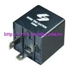 12V 2P  LED Flasher  Universal Type  1W~130W